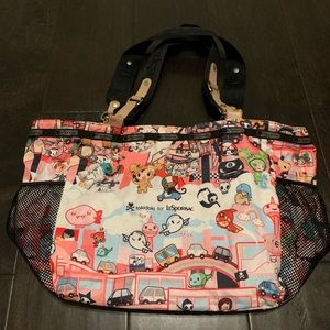 tokidoki for LeSportsac Shoulder/Tote Bag